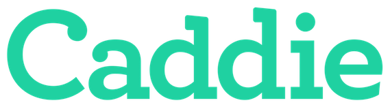 Caddie Logo Green low res
