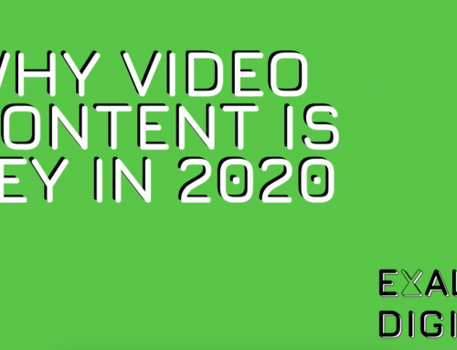 Why creating video content in 2020 is essential to your digital marketing strategy